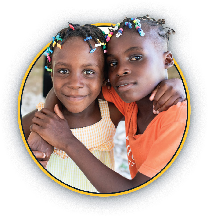 Sponsor a Child Bold Hope