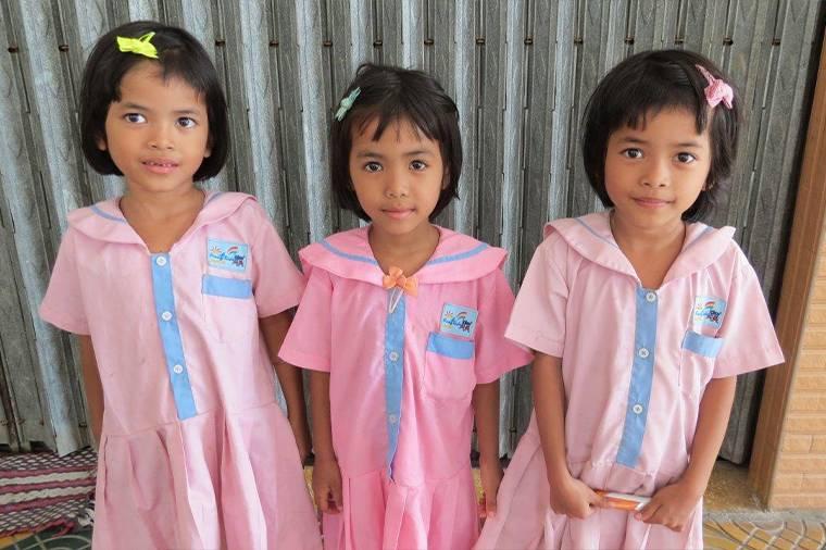 Bold Hope Child Sponsorship Cambodia
