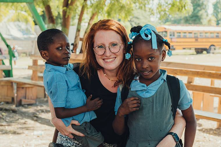 Bold Hope Child Sponsorship Haiti Program