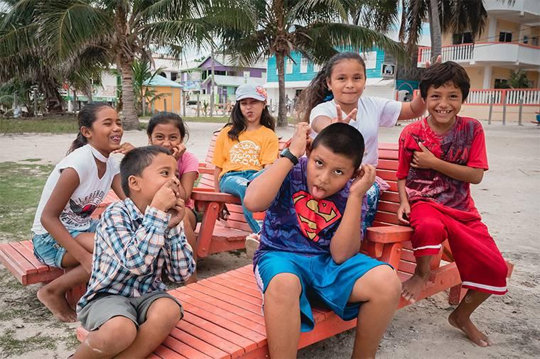 Bold Hope Child Sponsorship Belize Program