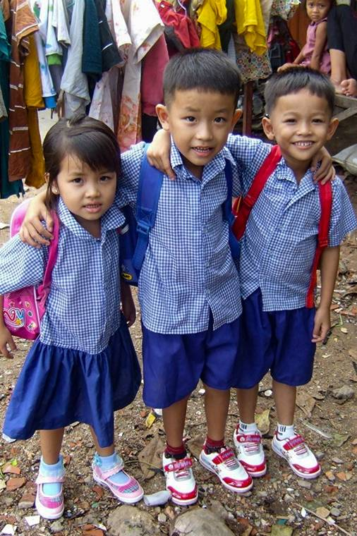 Bold Hope Child Cambodia
