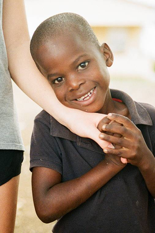 Bold Hope Child Sponsorship Haiti