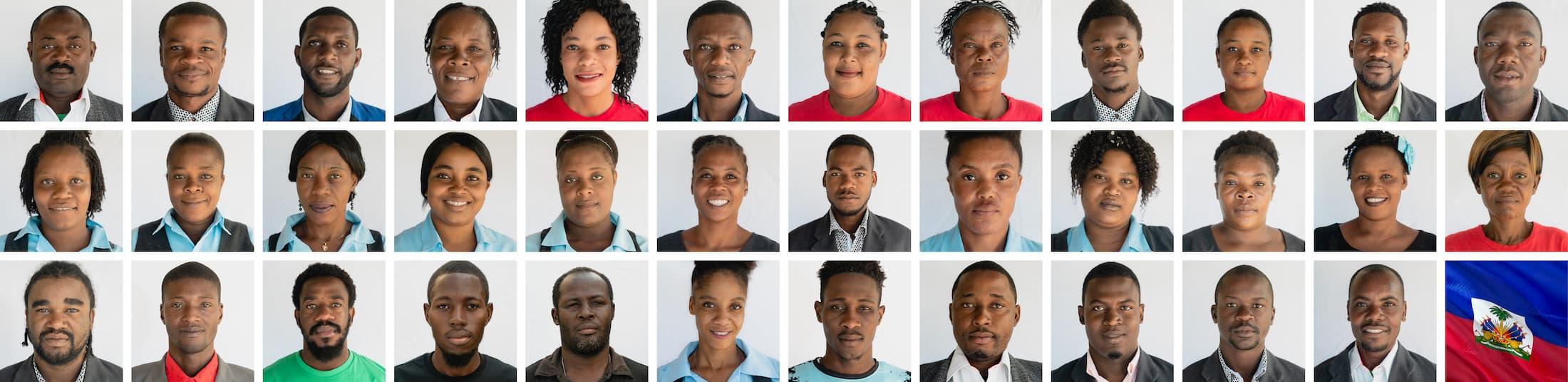 Haiti Staff