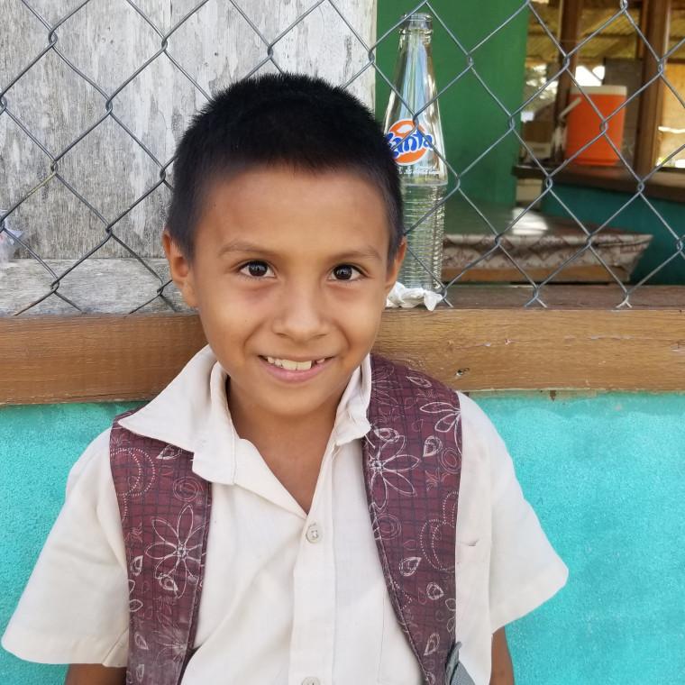 Luis Samuel Martinez Bold Hope