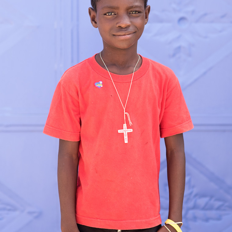 NADJESON JEANTILUS Bold Hope