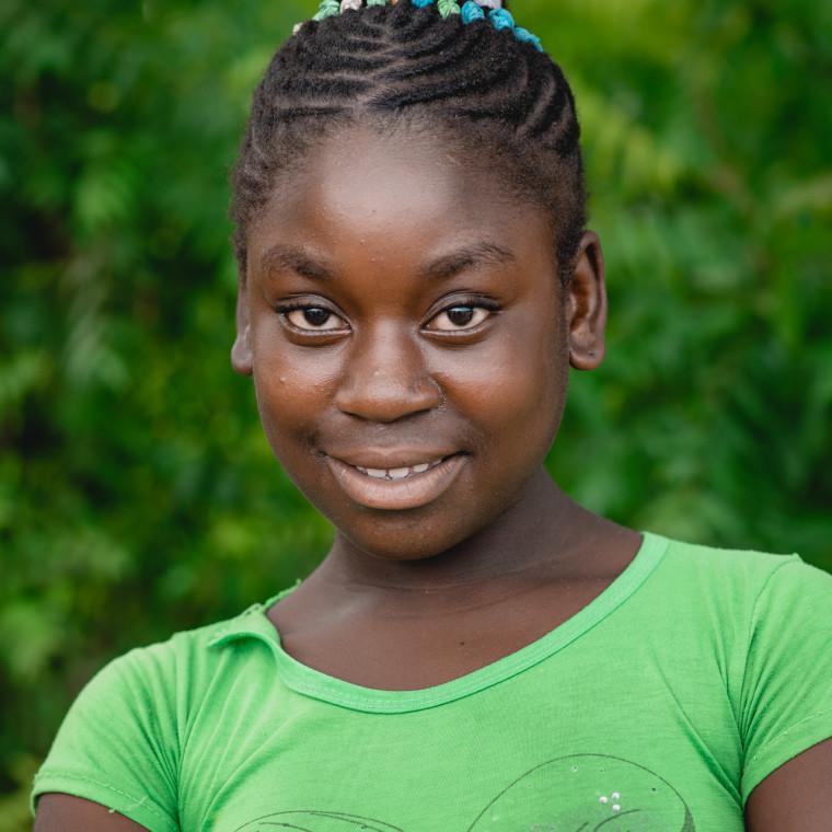 SOPHIA JEAN BAPTISTE Bold Hope