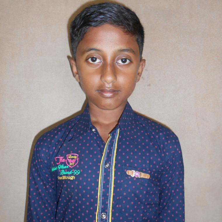 Shubhajit Mondal Bold Hope