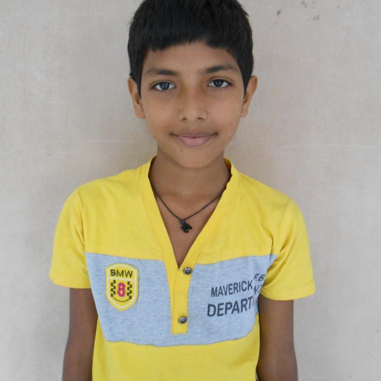 Somnath Sarkar Bold Hope