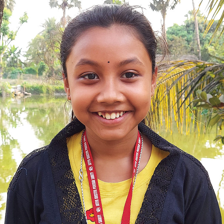 Sayantani Rong Bold Hope