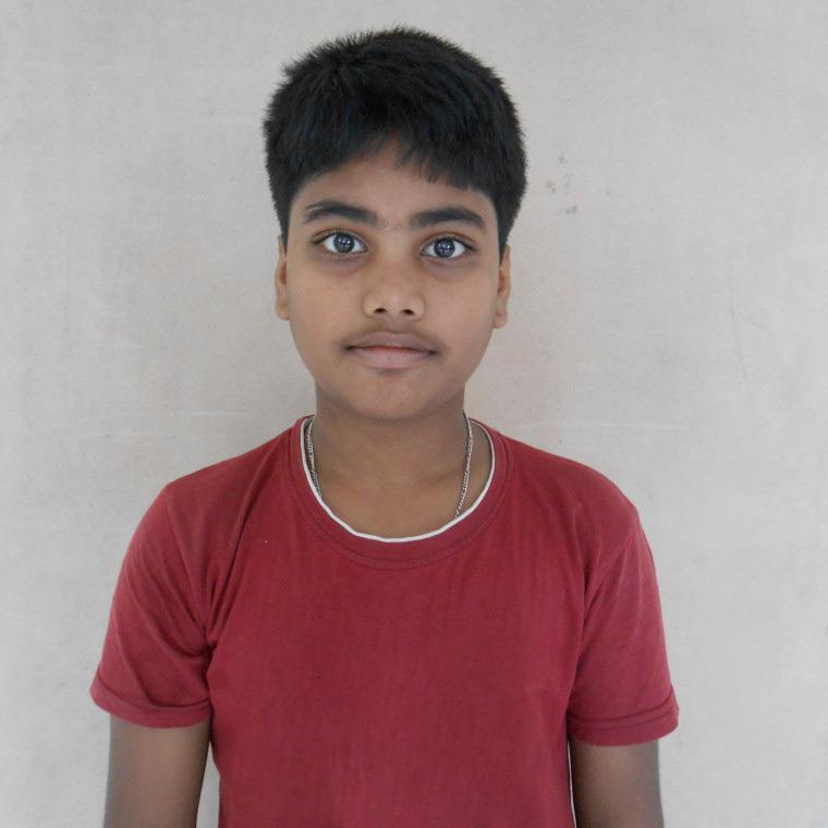 Shuvonkar Halder Bold Hope