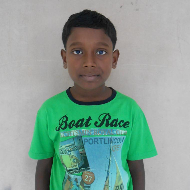 Pritam Majhi Bold Hope