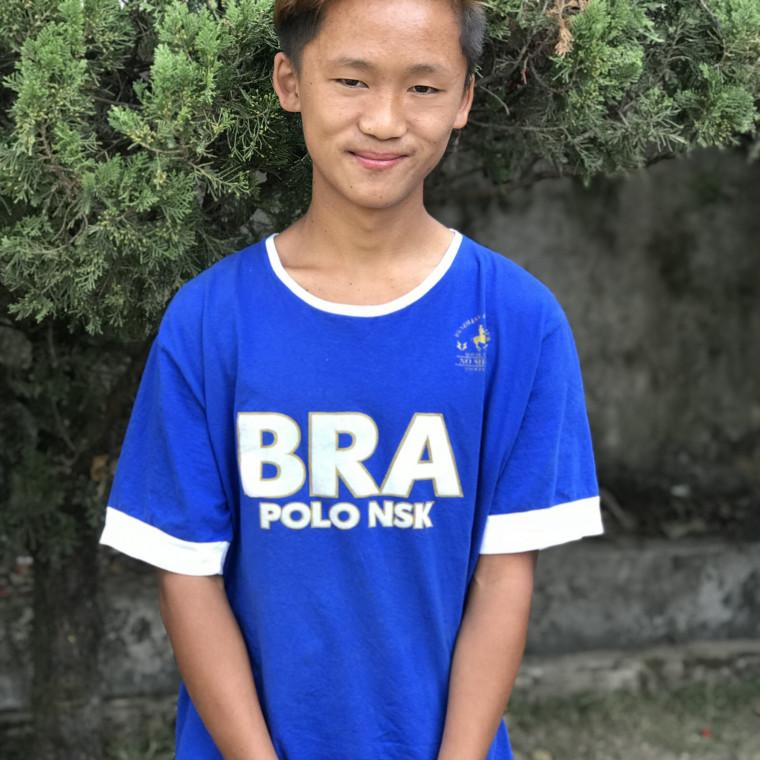 Pabin Rai Bold Hope
