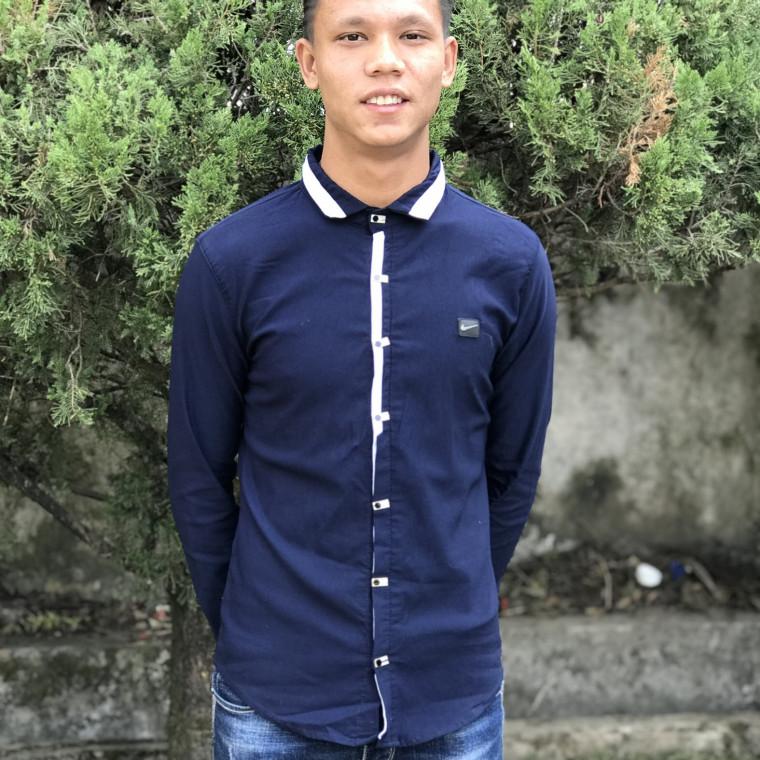 Binod Tamang Bold Hope