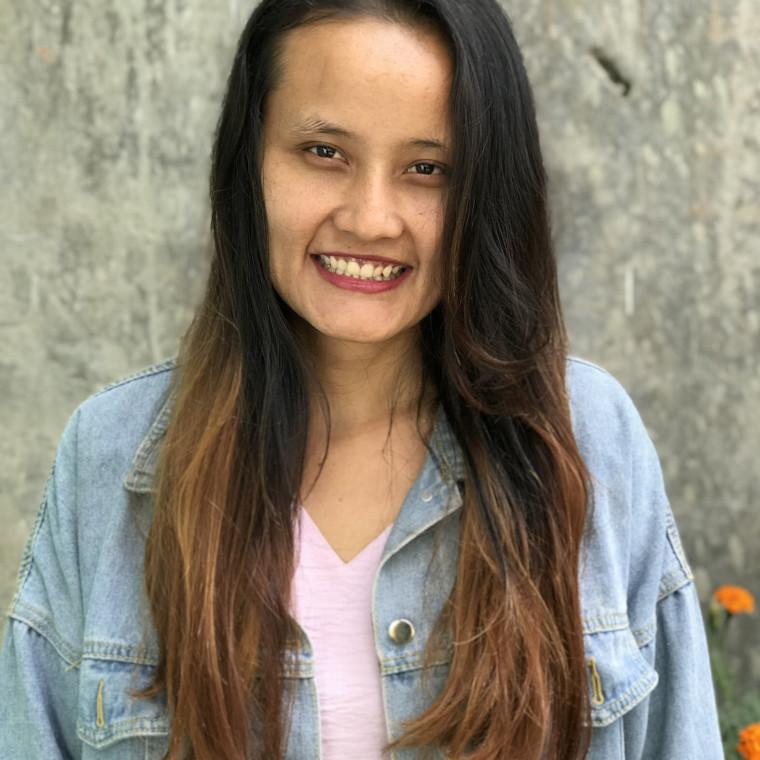 Indra Tamang Bold Hope