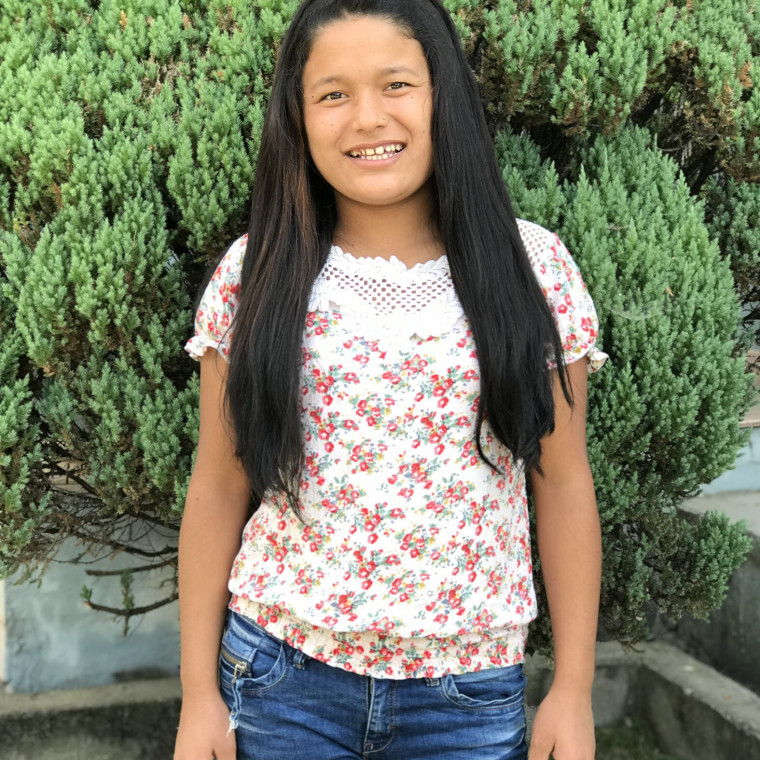 Sarita Tamang Bold Hope