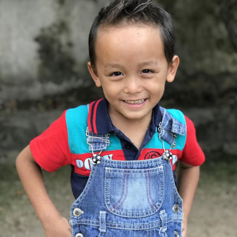 Sugam Tamang Bold Hope
