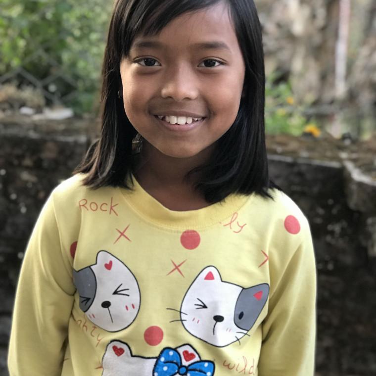 Aliza Tamang Bold Hope