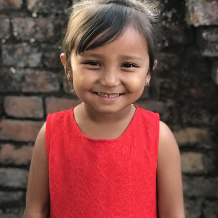 Sushmita Tamang Bold Hope