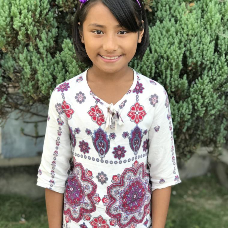 Bibimaya Tamang Bold Hope