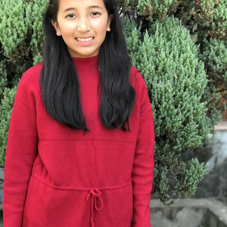 Nikita Lama Bold Hope