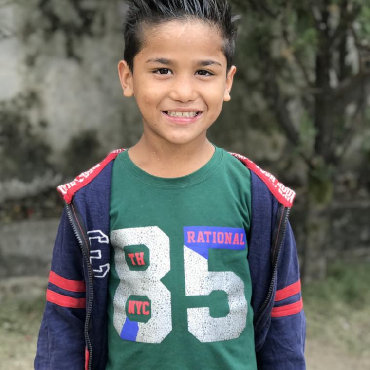 Sunil Dhami Bold Hope