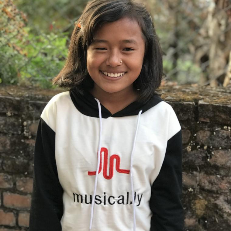 Salomi Tamang Bold Hope