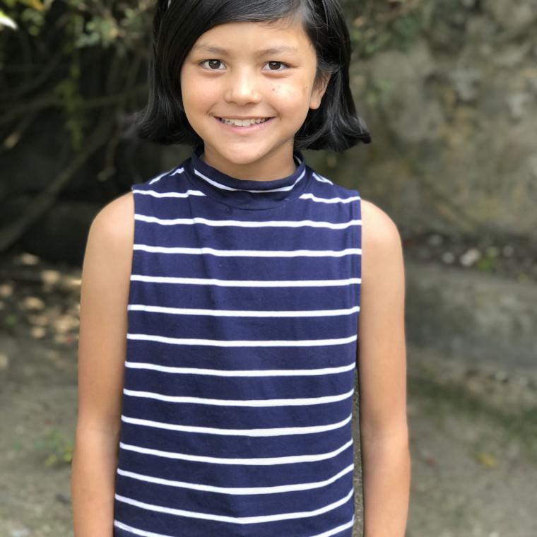 Anisha Sunuwar Bold Hope