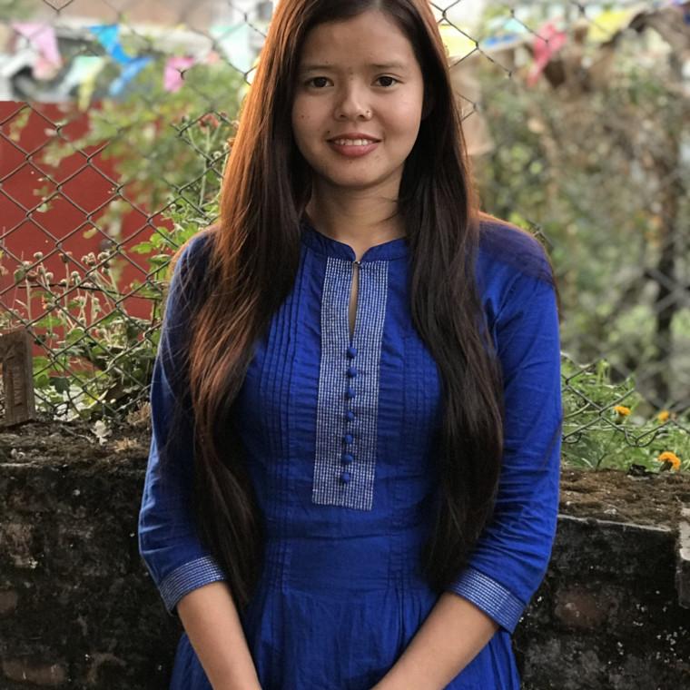 Rabina Tamang Bold Hope