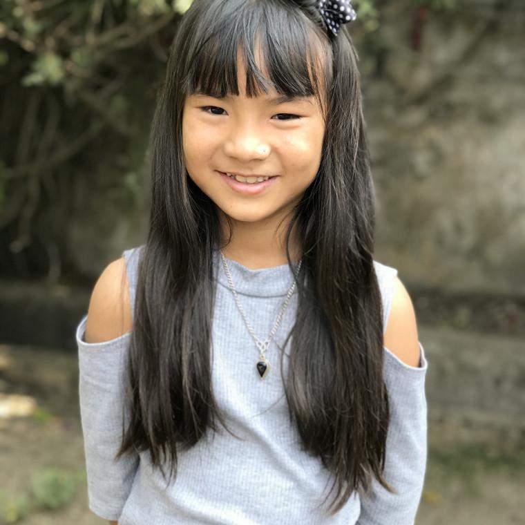 Salina Tamang Bold Hope