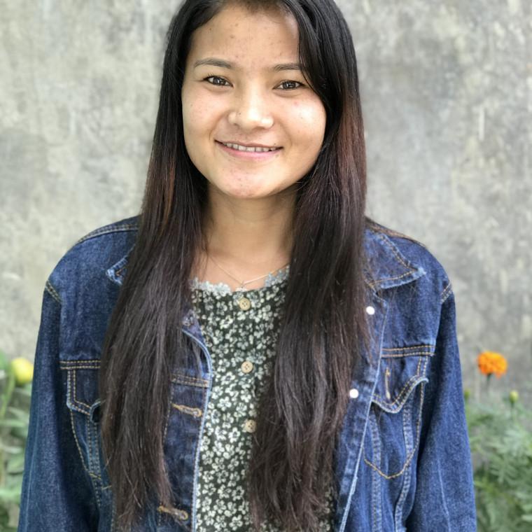 Chhorki Tamang Bold Hope