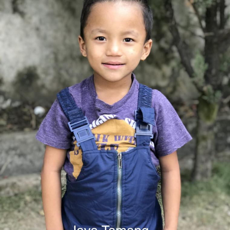 Jaya Tamang Bold Hope