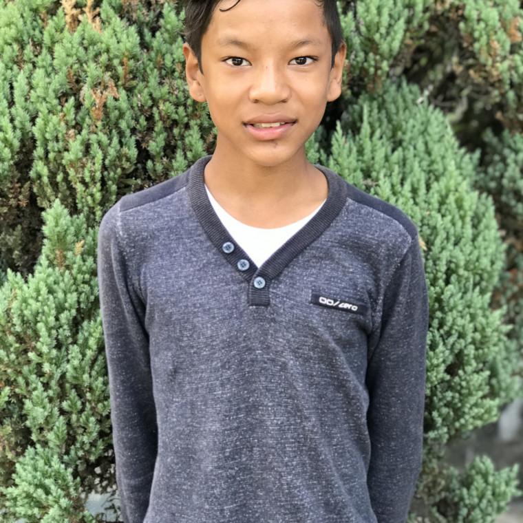 Robi Tamang Bold Hope