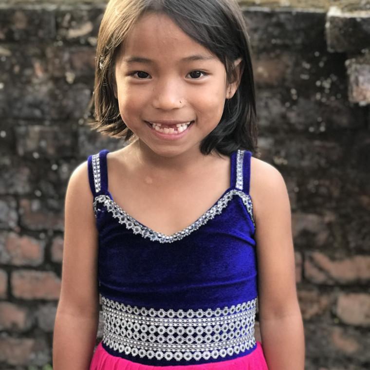 Sushila Tamang Bold Hope