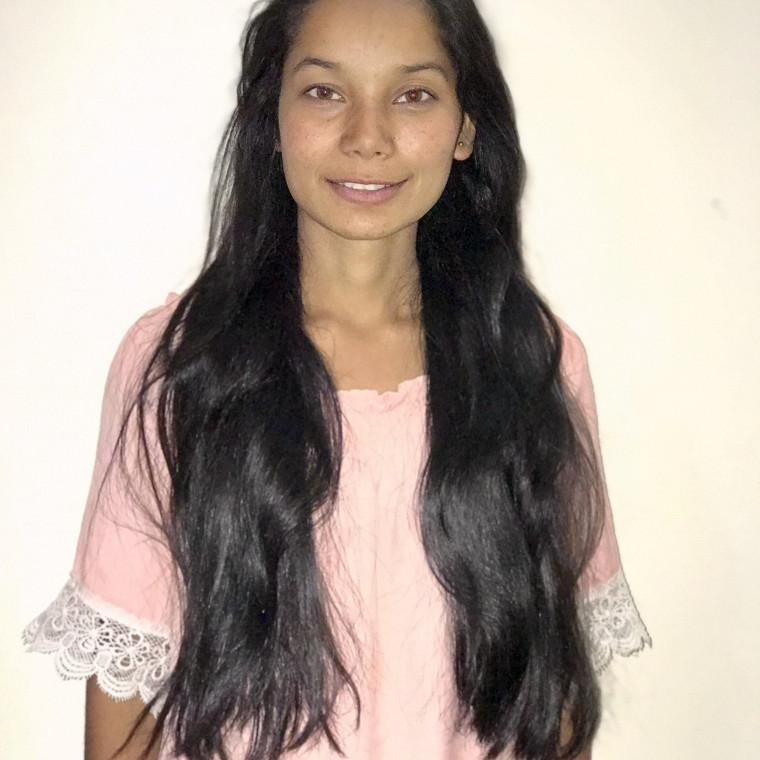 Sita Nepali Bold Hope