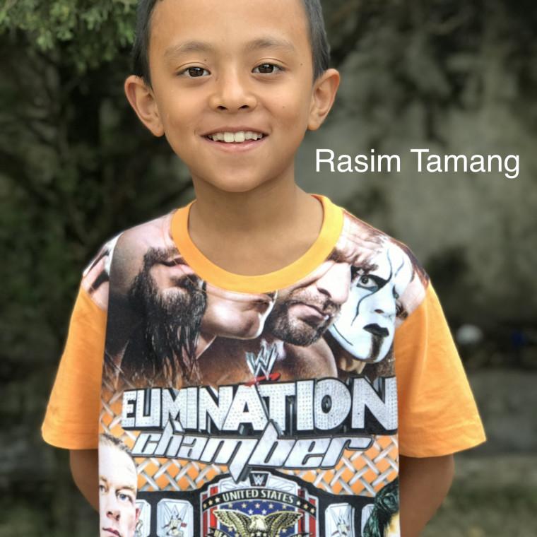 Rasim Tamang Bold Hope