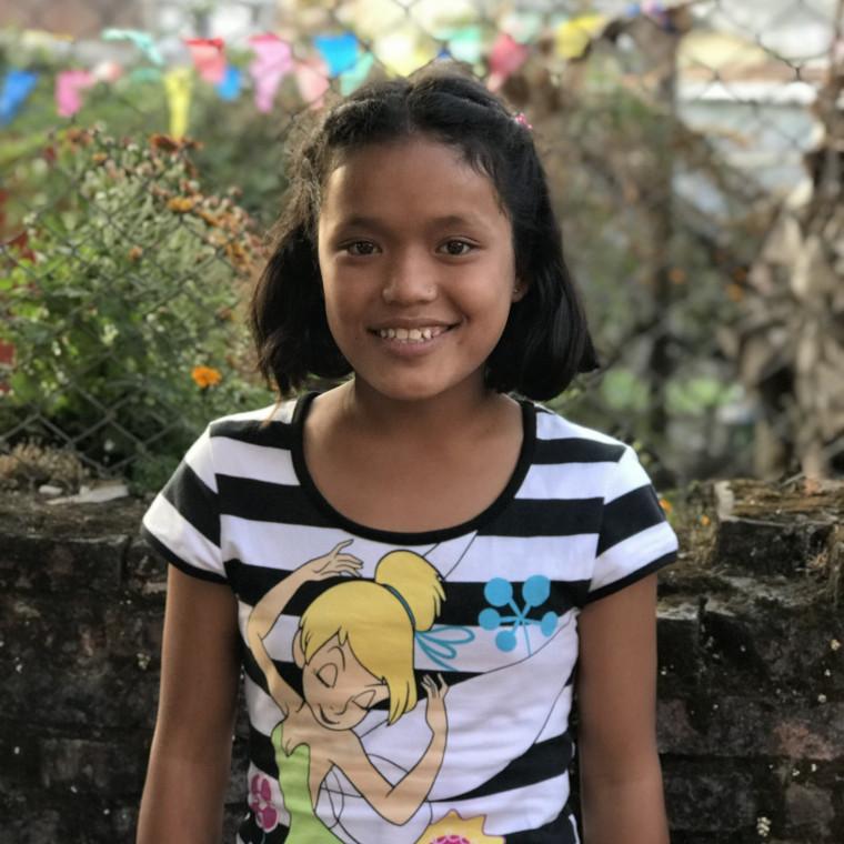 Anita Tamang Bold Hope