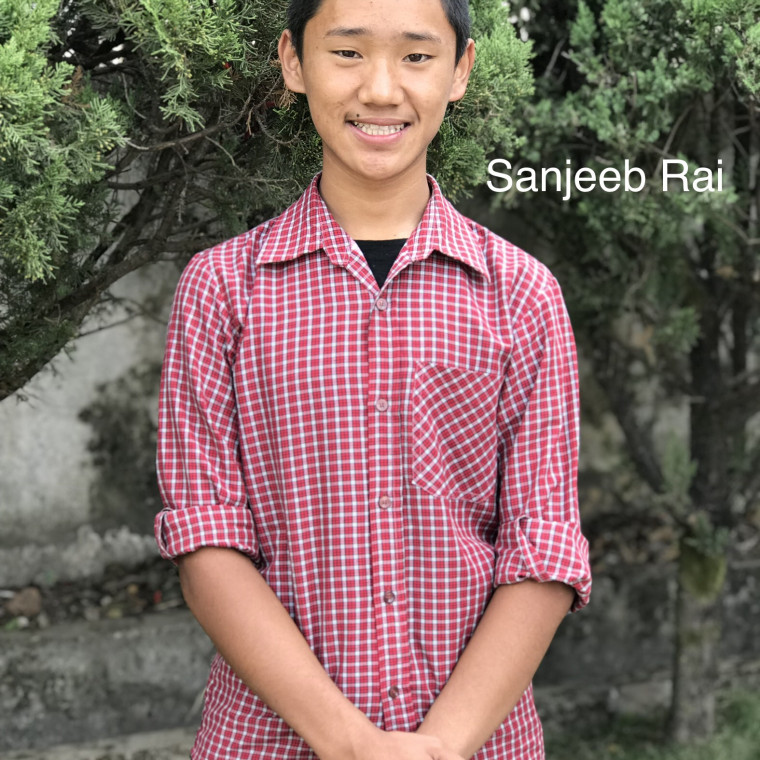 Sanjeeb Rai Bold Hope