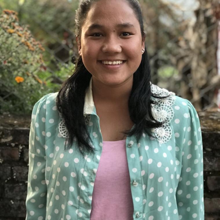 Kamala Mahatara Bold Hope