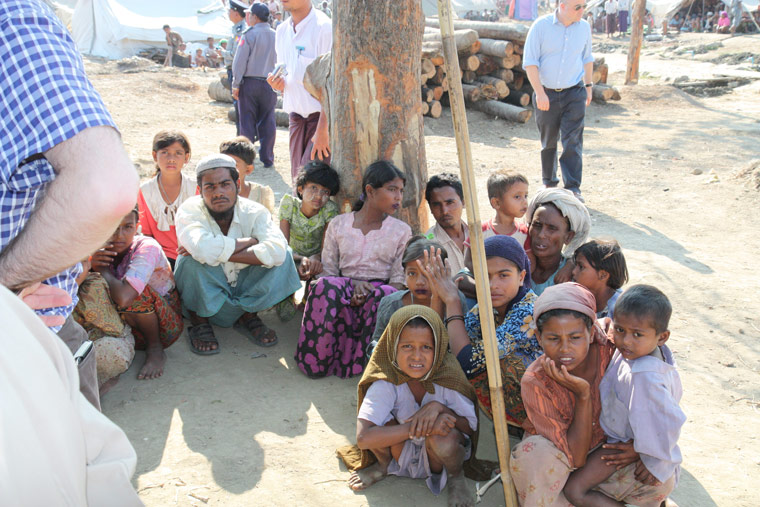 Sponrsor Myanmar