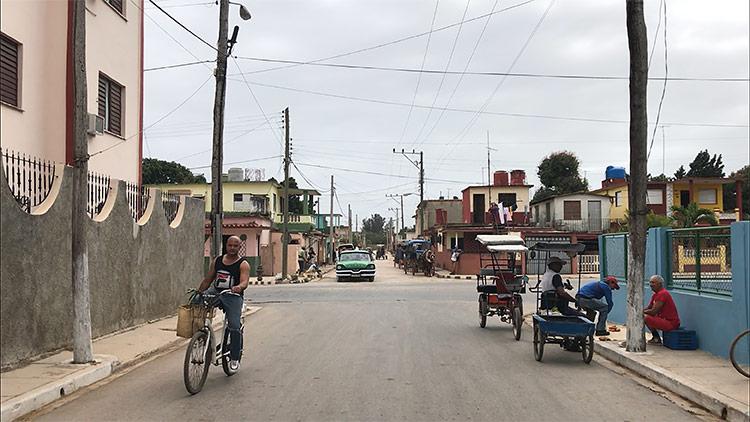 cuban city view