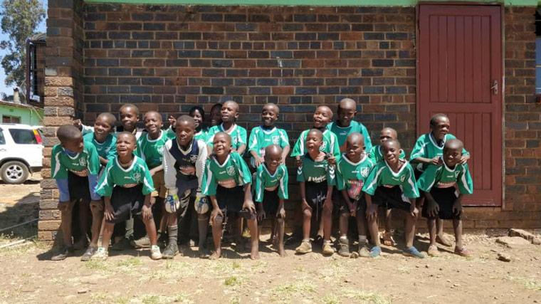 Zimbabwe Soccer Program