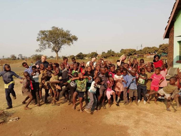 Zimbabwe Children's Ministry