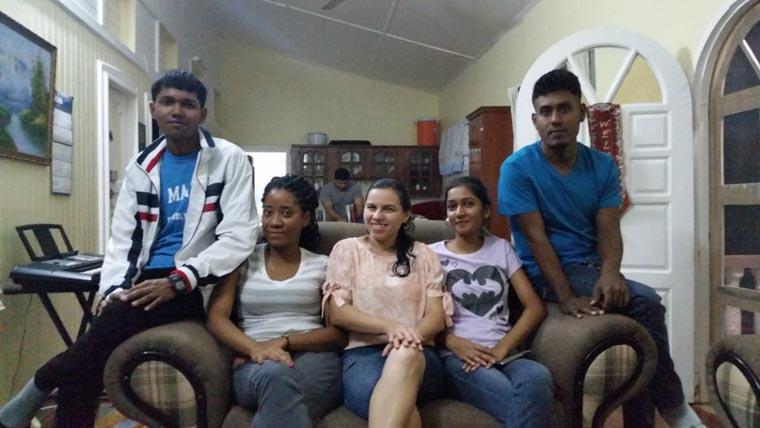 Guyana Discipleship