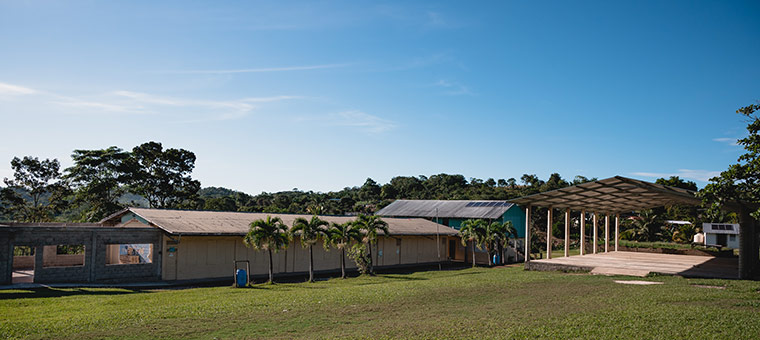 San Antonio Belize School