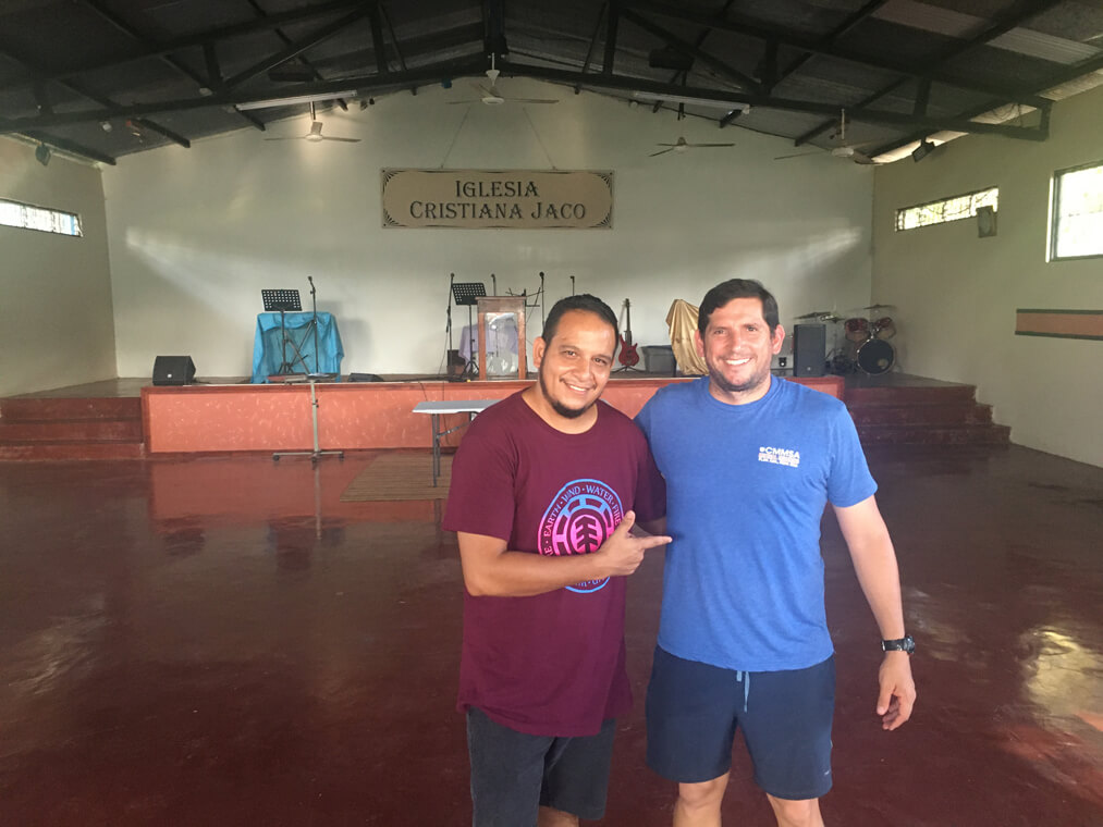 Costa Rica Missions Trip
